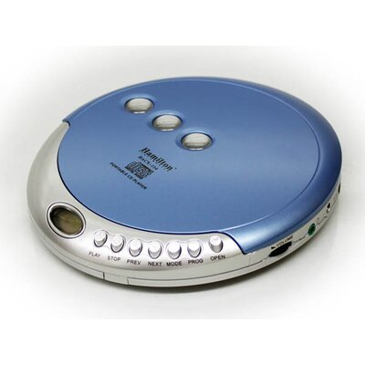 Hamilton Electronics Personal CD Player with Headset