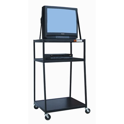 Hamilton Electronics Wide Body AV Carts