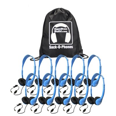 Hamilton Electronics Sack-O-Phone Foam Ear Cushion Personal Headset