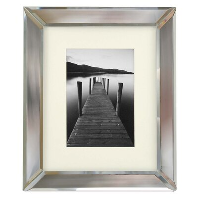 Fetco Home Decor Lufkin Matted Mirror Picture Frame ...