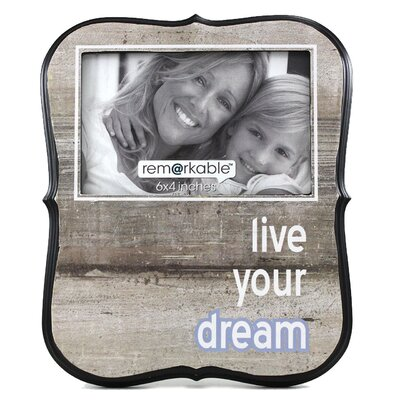 Expressions Live Your Dream Photo Frame