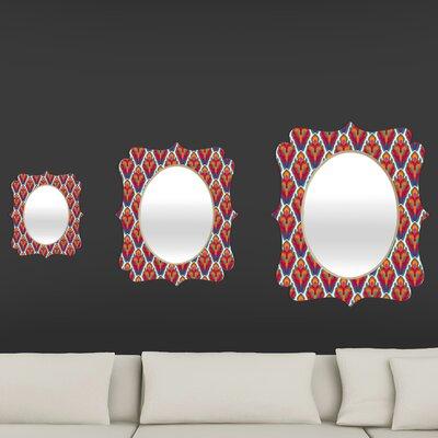 DENY Designs Arcturus Rococo Quatrefoil Mirror