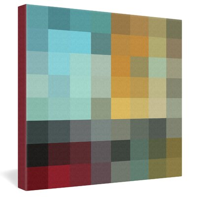 DENY Designs Madart Inc  Refreshing 2 Gallery Wrapped Canvas