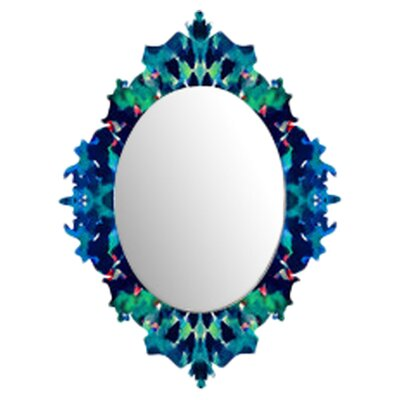 DENY Designs Amy Sia Water Dream Baroque Mirror
