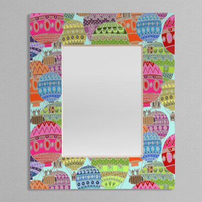 DENY Designs Sharon Turner Candy Sky Rectangular Mirror
