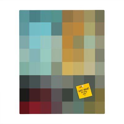 DENY Designs Madart Inc. Refreshing 2 Rectangular Bulletin Board