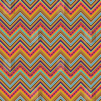 DENY Designs Amy Sia Tribal Chevron Polyester Shower Curtain