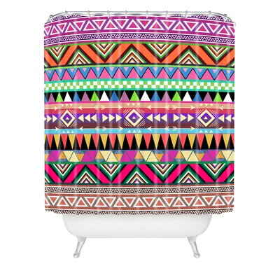 DENY Designs Bianca Woven Polyester Overdose Shower Curtain