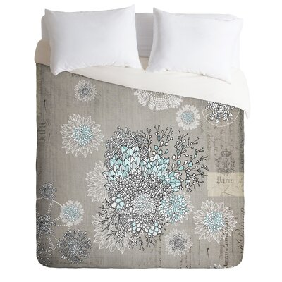 DENY Designs Iveta Abolina French Blue Duvet Cover Collection