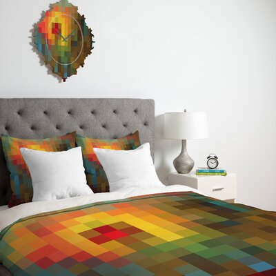 DENY Designs Madart Inc. Glorious Colors Duvet Cover Collection