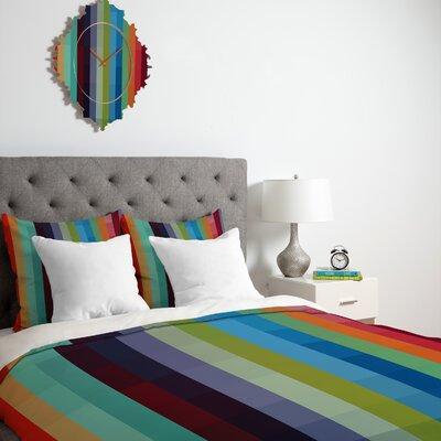 DENY Designs Madart Inc. City Colors Duvet Cover Collection