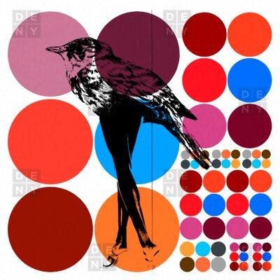 DENY Designs Randi Antonsen Poster Heroins 5 Duvet Cover Collection