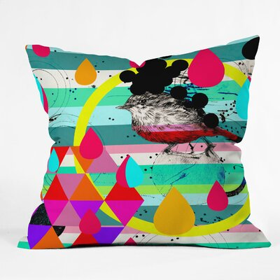 DENY Designs Randi Antonsen Luns Box 4 Indoor / Outdoor Polyester Throw Pillow