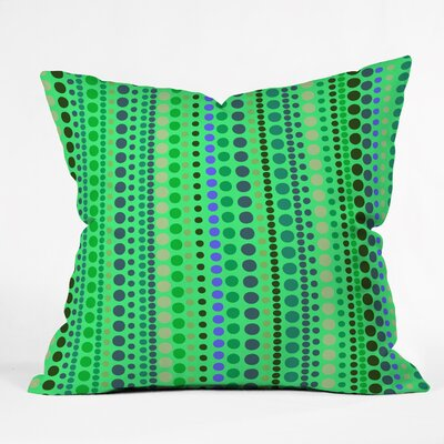 DENY Designs Romi Vega Indoor/Outdoor Polyester Throw Pillow