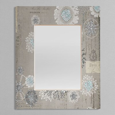 DENY Designs Iveta Abolina Rectangular Mirror
