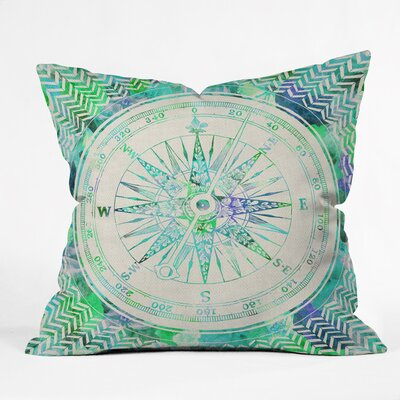 DENY Designs Bianca Polyester Throw Pillow