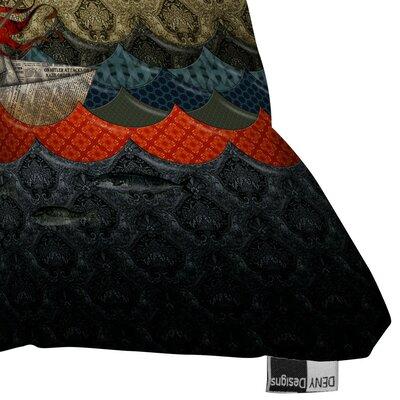 DENY Designs Jose Luis Guerrero Woven Polyester Throw Pillow