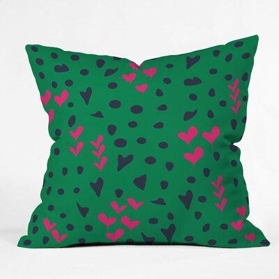 DENY Designs Vy La Animal Love Throw Pillow