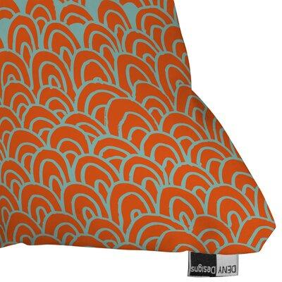 DENY Designs Budi Kwan The Infinite Tidal Throw Pillow