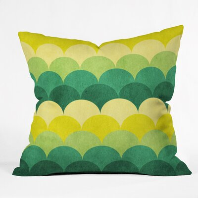 DENY Designs Arcturus Scales Throw Pillow