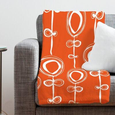 DENY Designs Rachael Taylor Contemporary Polyester Fleece Throw Blanket