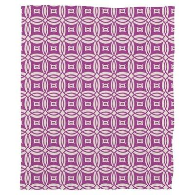 DENY Designs Khristian A Howell Desert Twilight 12 Polyester Fleece Throw Blanket