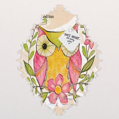 DENY Designs Cori Dantini Very Good Baroque Memo Board