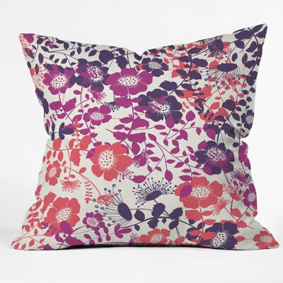 DENY Designs Khristian A Howell Provencal 2 Indoor / Outdoor Polyester Throw Pillow