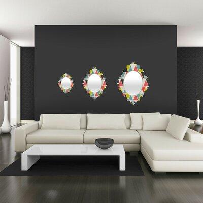 DENY Designs Heather Dutton Triangulum Baroque Mirror