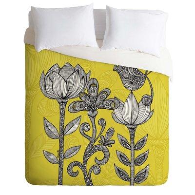 DENY Designs Valentina Ramos Green Garden Duvet Cover Collection