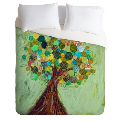 DENY Designs Elizabeth St Hilaire Nelson Spring Tree Duvet Cover Collection