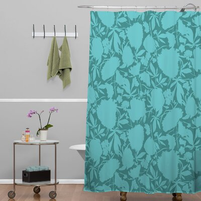 DENY Designs Khristian A Howell Polyester Bryant Park 1 Shower Curtain