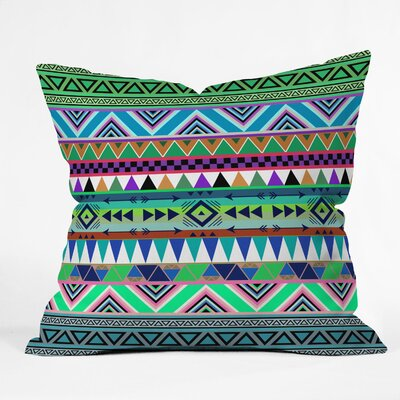 DENY Designs Bianca Green Esodrevo Indoor/Outdoor Polyester Throw Pillow