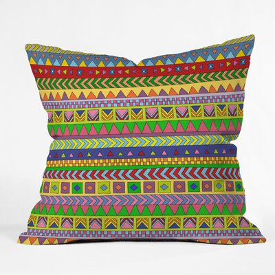DENY Designs Bianca Green Forever Young Indoor/Outdoor Polyester Throw Pillow