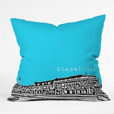 DENY Designs Bird Ave Chapel Hill Woven Polyester Throw Pillow
