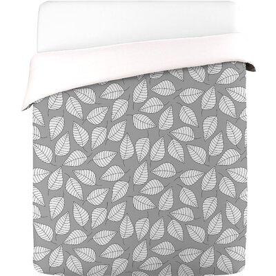 DENY Designs Bianca Green Leafy Duvet Cover Collection