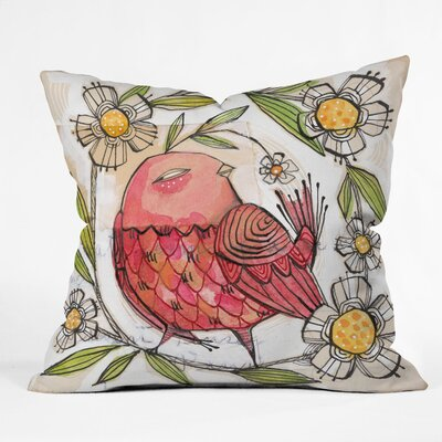Cori Dantini Not a Turkey Woven Polyester Throw Pillow