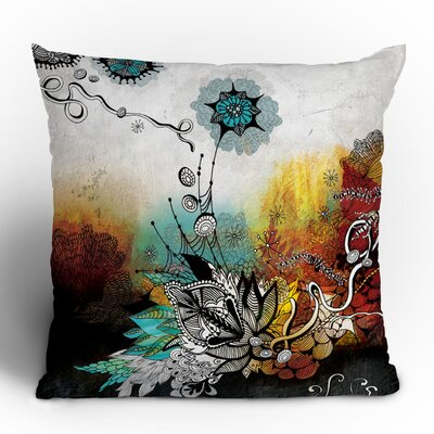 DENY Designs Iveta Abolina Woven Polyester Throw Pillow