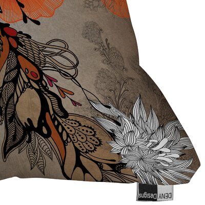 DENY Designs Iveta Abolina Sonnet Woven Polyester Throw Pillow