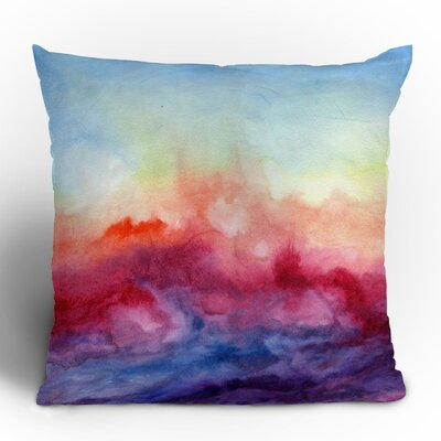 Jacqueline Maldonado Arpeggi Polyester Throw Pillow