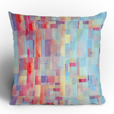 DENY Designs Jacqueline Maldonado Shapeshifter Polyester Throw Pillow