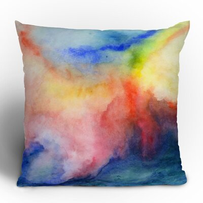 DENY Designs Jacqueline Maldonado Torrent 1 Polyester Throw Pillow