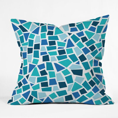 DENY Designs Khristian A Howell Baby Beach Bum Woven Polyester Throw Pillow