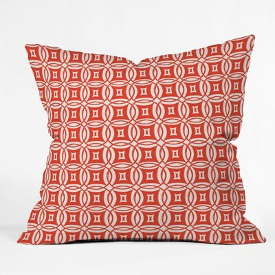 Khristian A Howell Desert Twilight Woven Polyester Throw Pillow