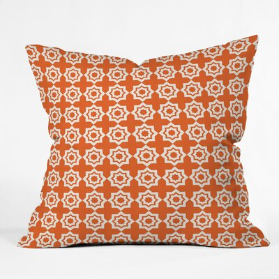 DENY Designs Khristian A Howell Moroccan Mirage Woven Polyester Throw Pillow