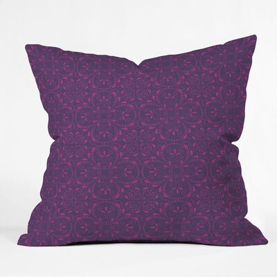 DENY Designs Khristian A Howell Provencal 1 Indoor / Outdoor Polyester Throw Pillow