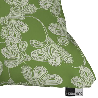 DENY Designs Khristian A Howell Provencal Thyme Indoor/Outdoor Polyester Throw Pillow