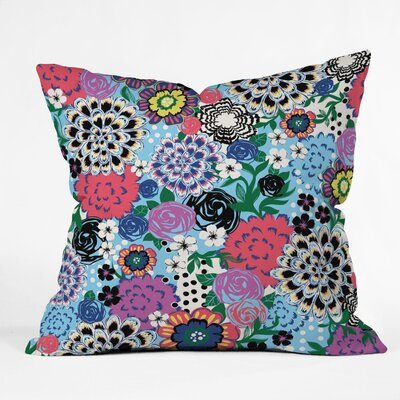 DENY Designs Khristian A Howell Valencia 1 Indoor/Outdoor Polyester Throw Pillow