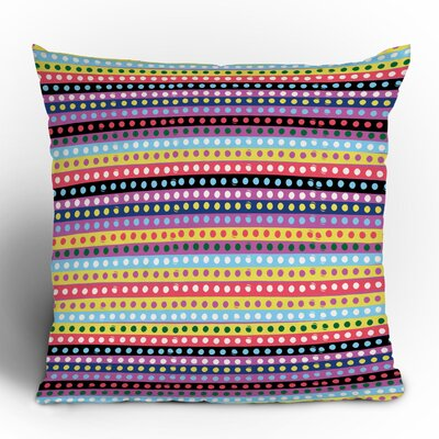 DENY Designs Khristian A Howell Valencia 4 Woven Polyester Throw Pillow