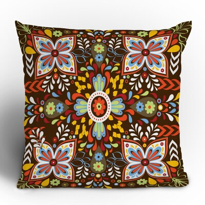 DENY Designs Khristian A Howell Wanderlust Woven Polyester Throw Pillow